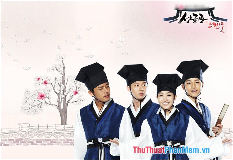 Chuyện tình ở SungKyunkwwan