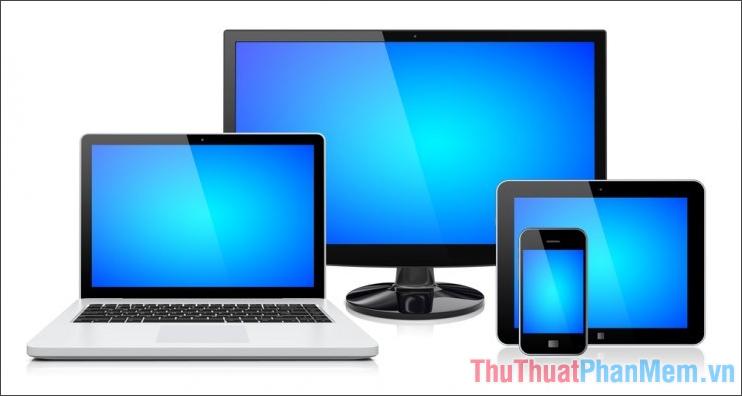 Độ phân giải màn hình HD, Full HD, 2K, 4K, 8K là gì? So sánh sự khác nhau giữa chúng