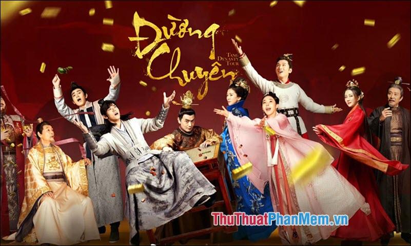Đường Chuyên/ Tang Dynasty Tour