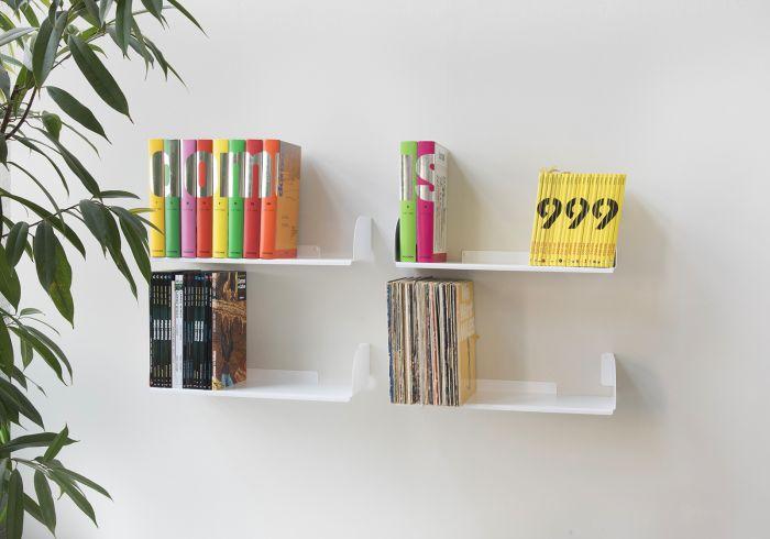 Mẫu kệ sách treo đơn giản mà đẹp