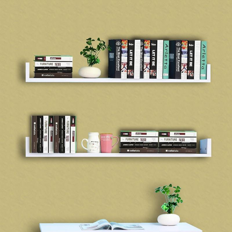 Mẫu kệ sách treo tường đẹp
