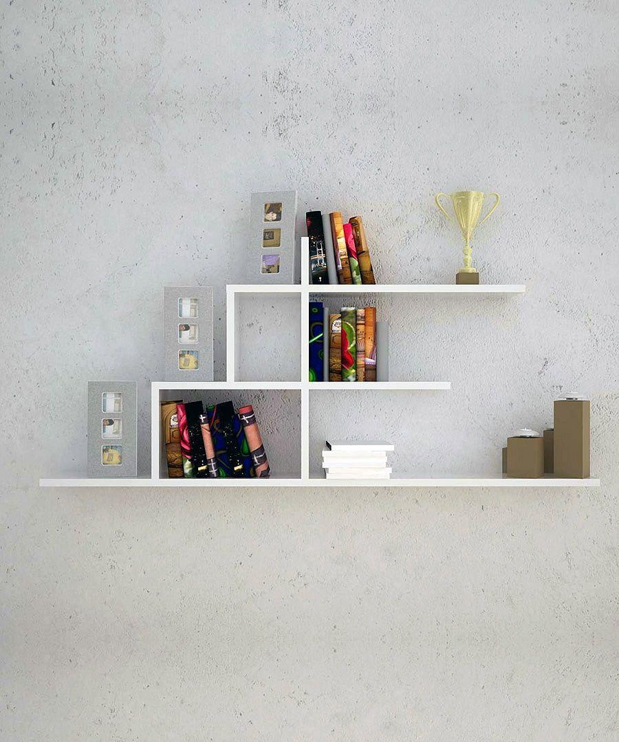 Mẫu kệ sách treo tường đơn giản và đẹp nhất