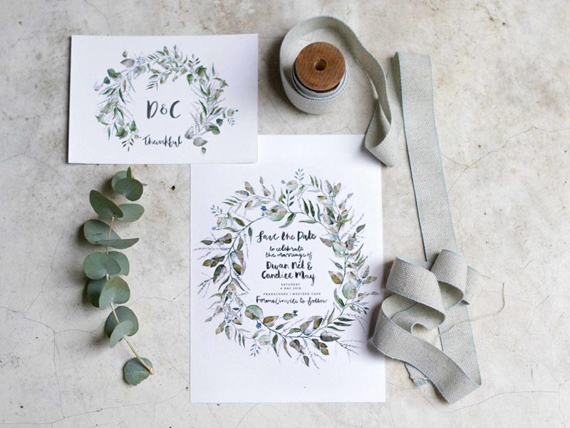 Mẫu thiệp cưới đẹp và đơn giản