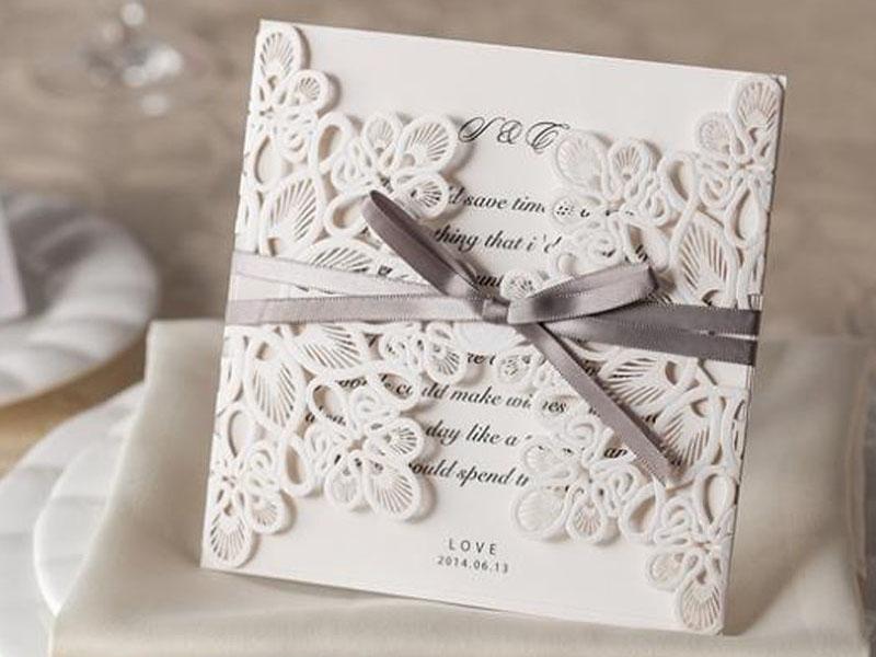 Mẫu thiệp cưới đẹp và lạ