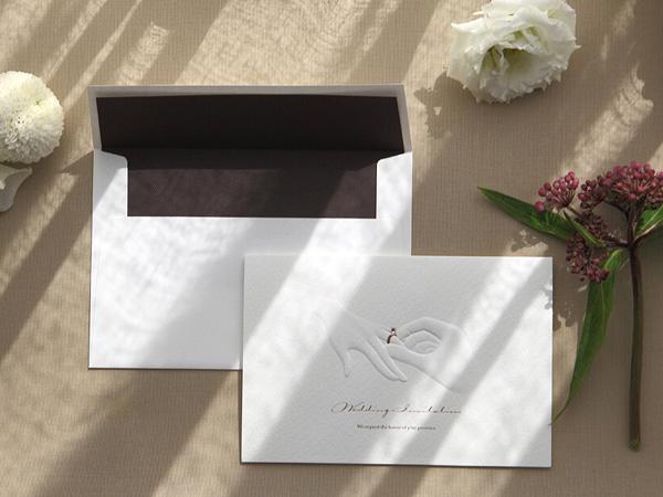 Mẫu thiệp cưới Hàn quốc đẹp