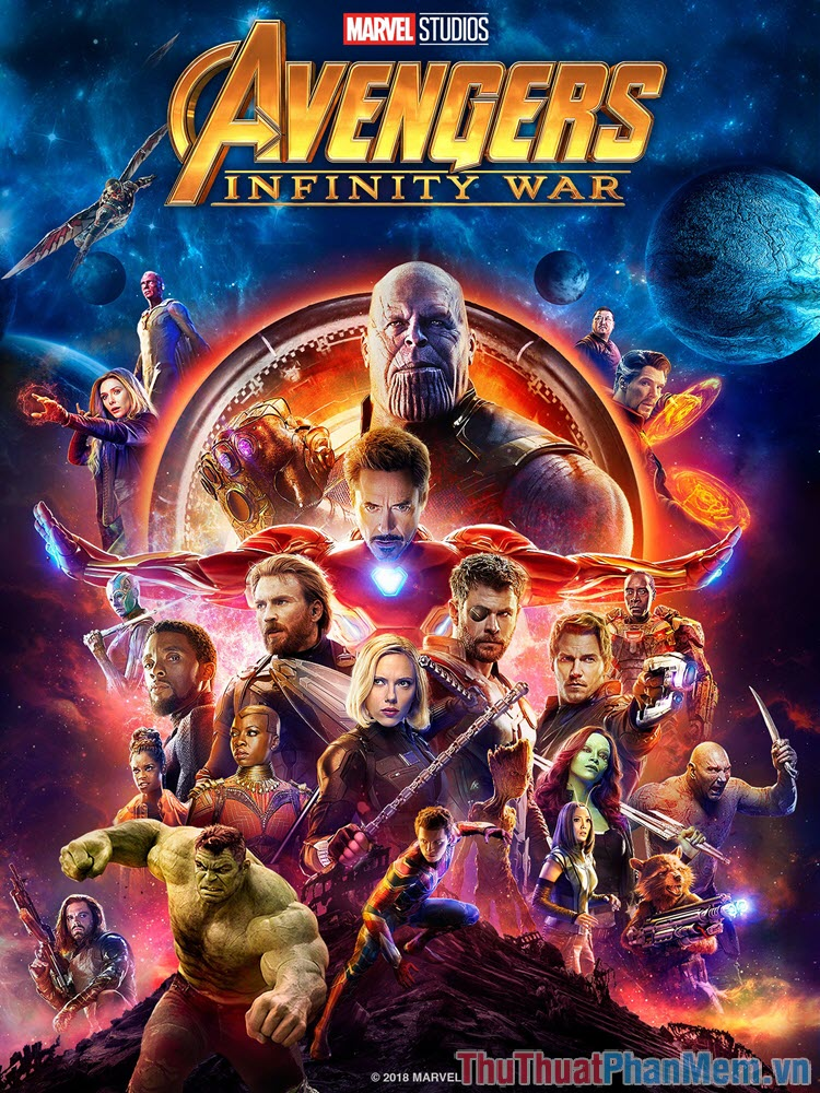 Avenger: Infinitity War