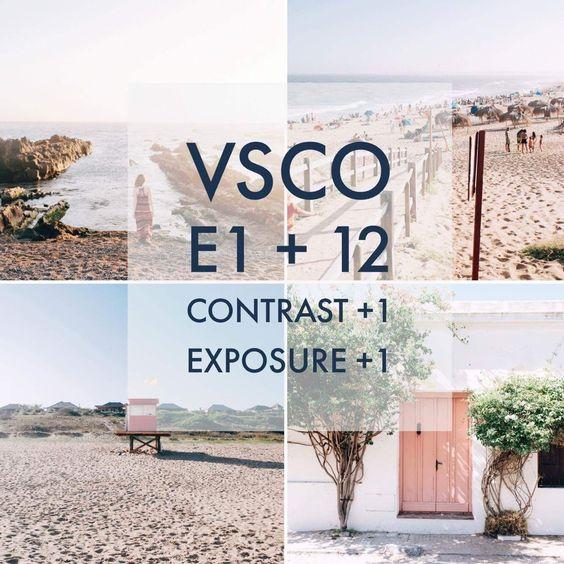 Công thức chỉnh màu VSCO 22