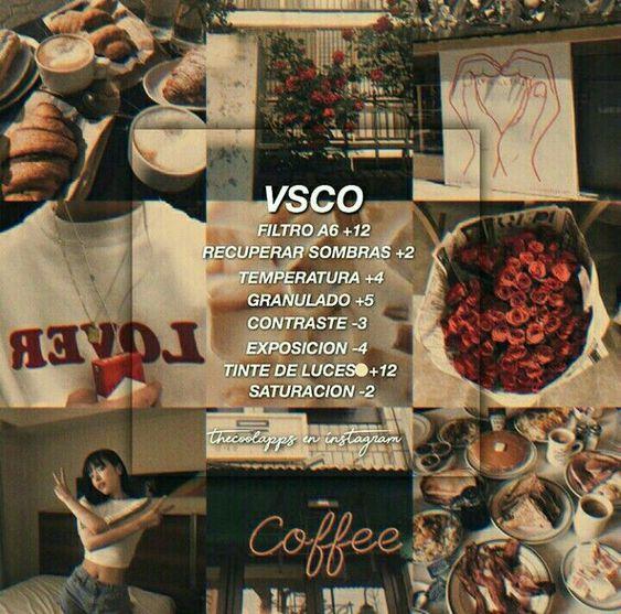 Công thức chỉnh màu VSCO 45