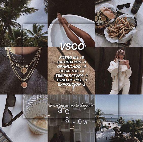 Công thức chỉnh màu VSCO 51