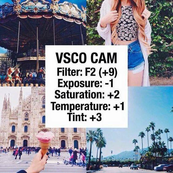 Công thức chỉnh màu VSCO 72