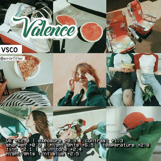 Công thức chỉnh màu VSCO 76