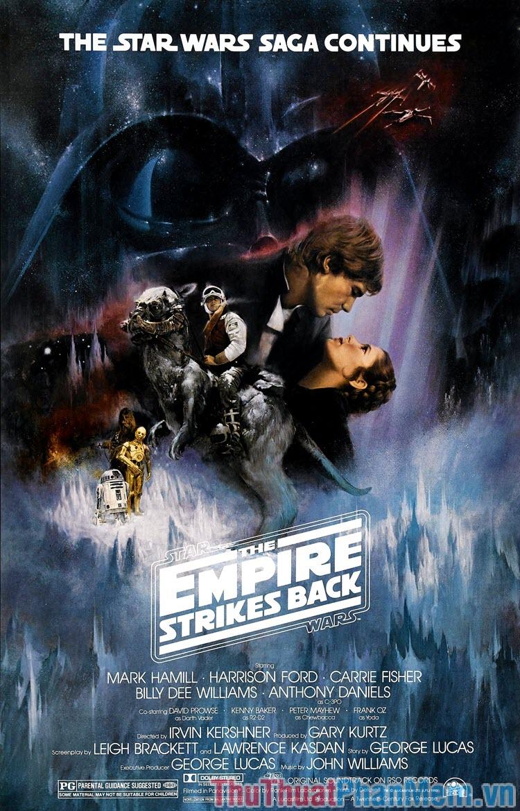 Star War Espisode V: The Empire Strikes Back