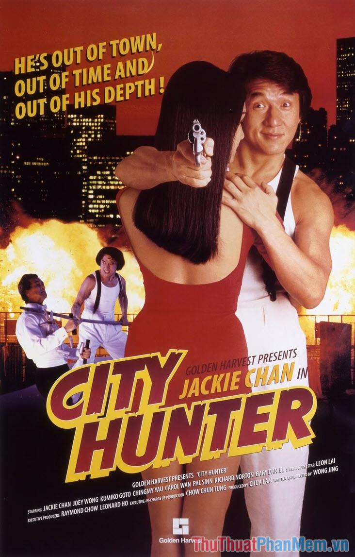 City Hunter – Điệp viên thành phố (1992)