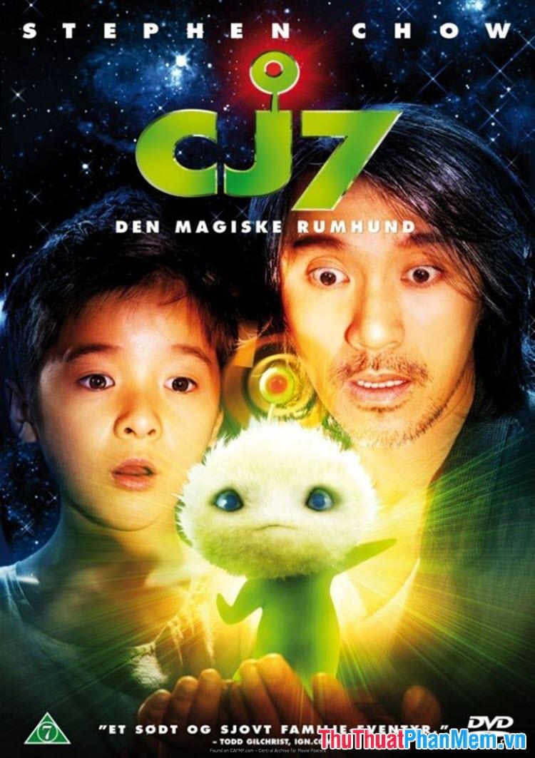 CJ7 – Siêu khuyển thần thông (2008)