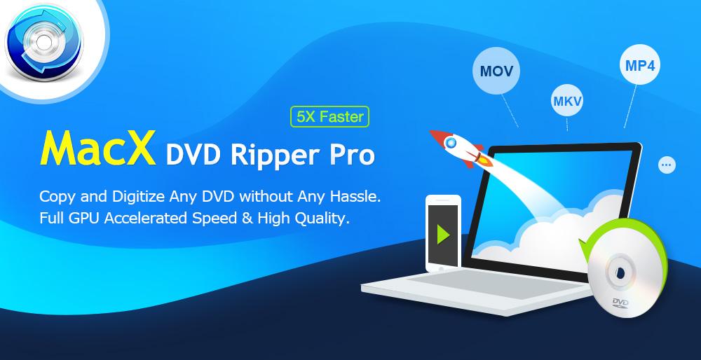 Sao lưu và RIP bất kỳ DVD nào cực nhanh bằng phần mềm Best DVD Ripper [Tặng bản quyền miễn phí và cơ hội nhận iPad Pro]