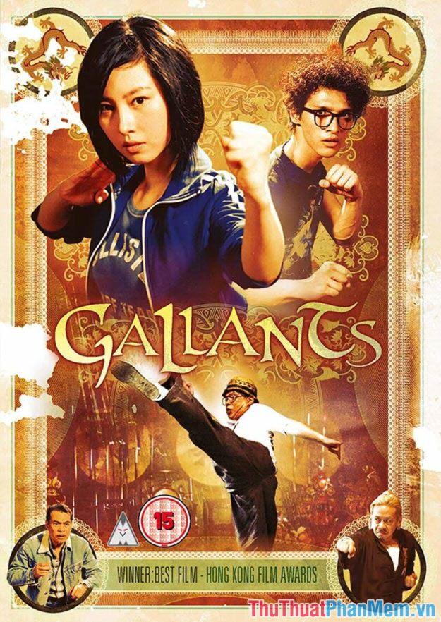Gallants – Đả Lôi Đài (2010)