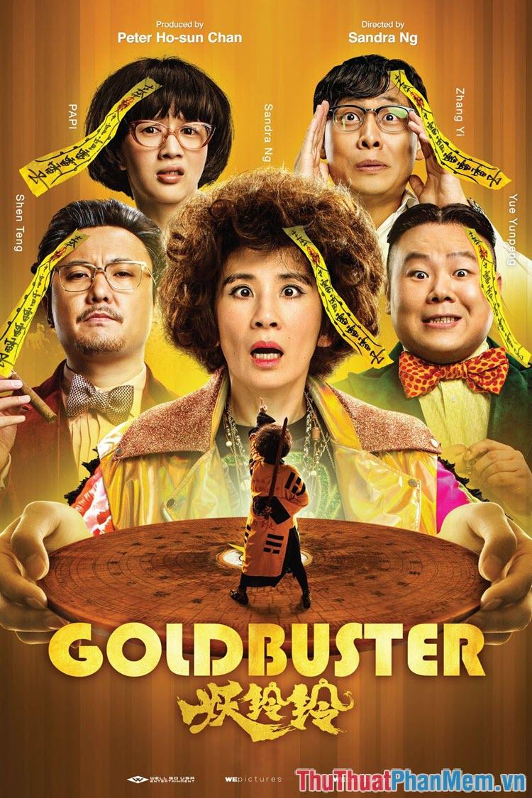 Goldbuster – Yêu linh linh (2017)
