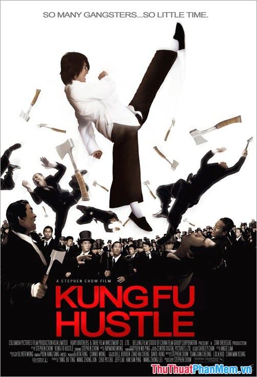 Kungfu Hustle – Tuyệt đỉnh kungfu (2004)