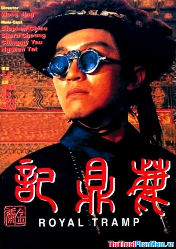 Royal Tramp – Lộc Đỉnh Ký (1992)