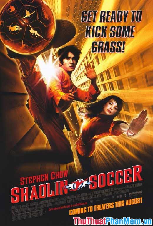 Shaolin Soccer – Đội bóng thiếu lâm (2001)