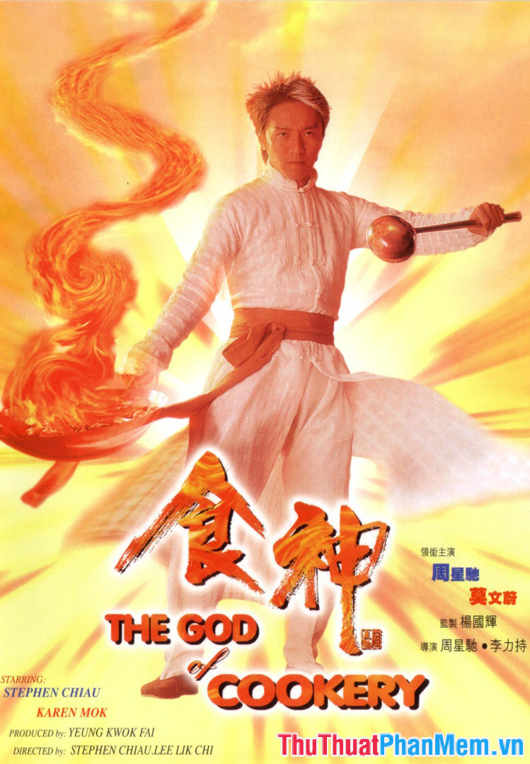 The God of Cookery – Thần ăn (1996)
