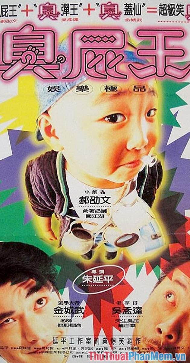 Trouble Maker – Tiểu tử siêu quậy (1995)