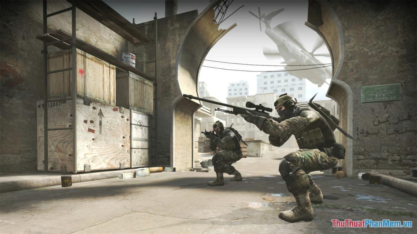 CS:GO - Counter-Strike: Global Offensive