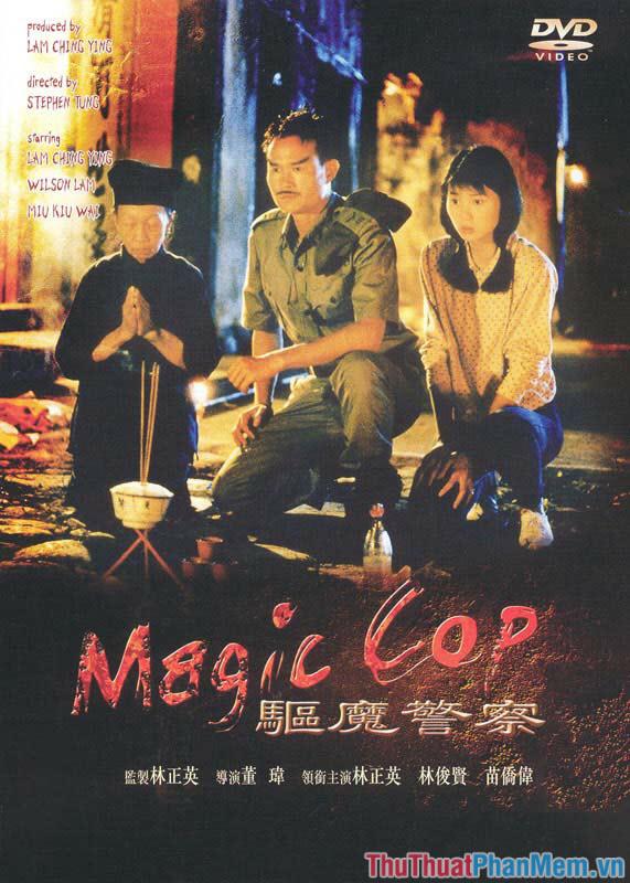 Magic Cop – Đặc Cảnh Diệt Ma (1990)