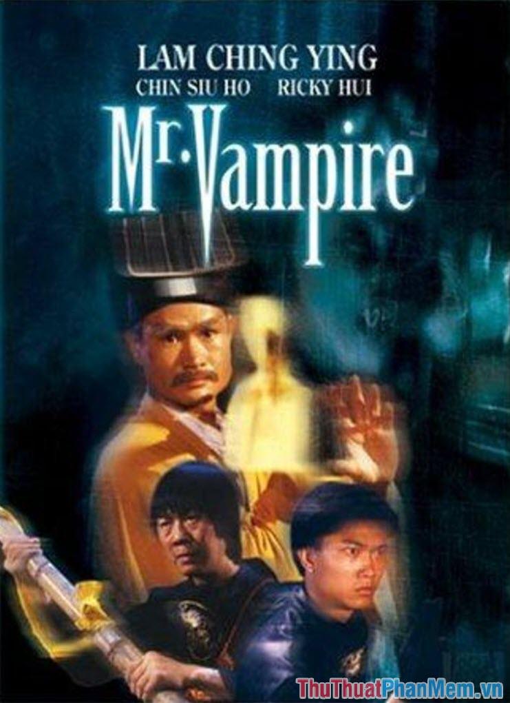 Mr Vampire – Cương Thi Tiên Sinh (1985)