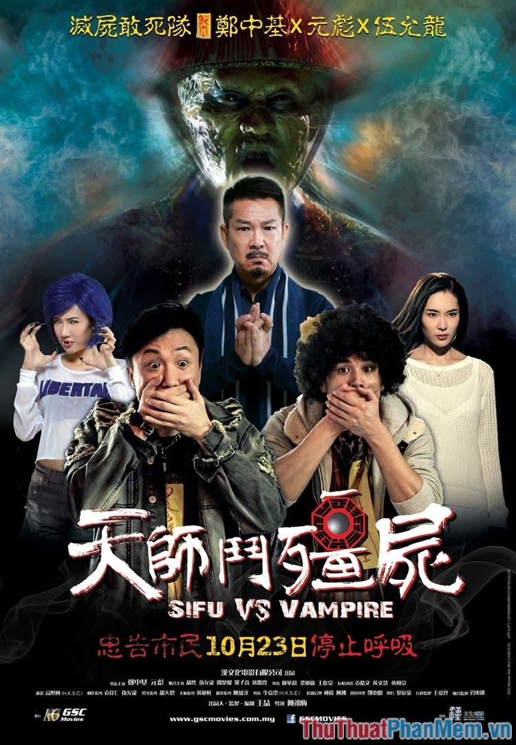 Sifu vs Vampire – Ông Tôi Là Cương Thi (2014)