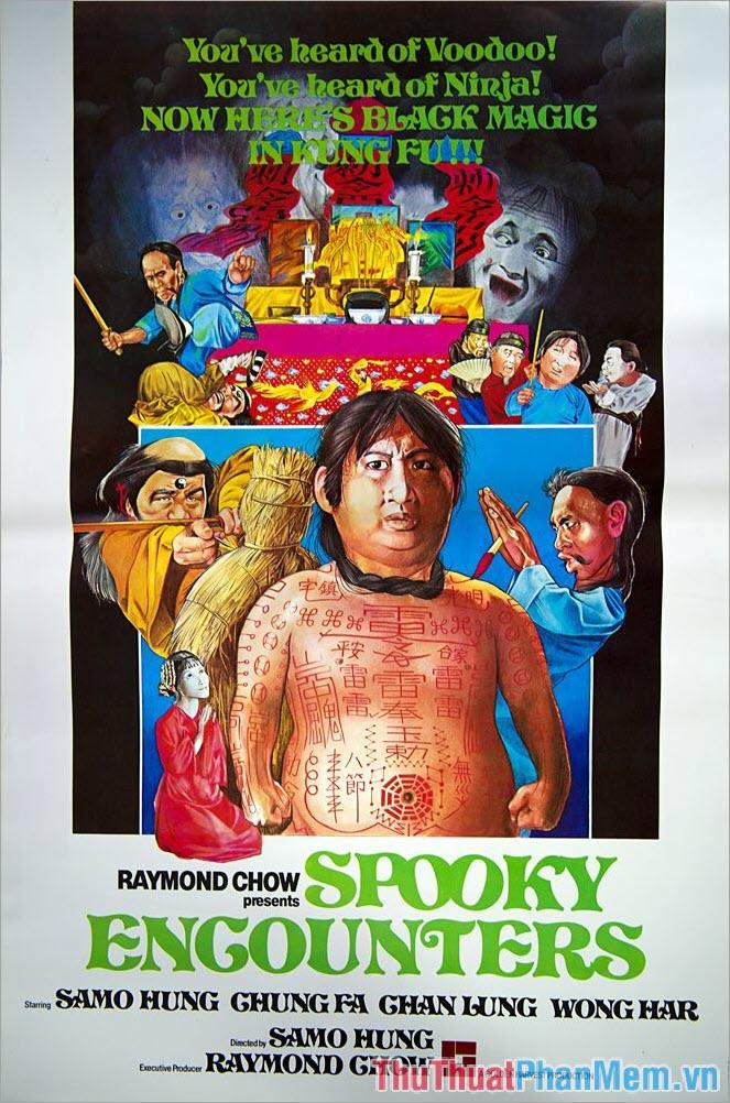 Spooky Encounters – Cương Thi Vật Cương Thi (1980)