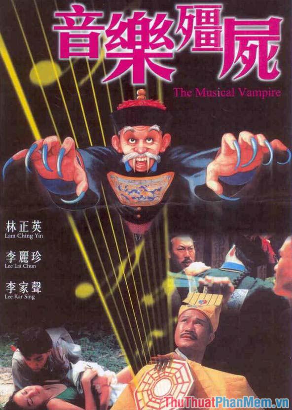 The Musical Vampire – Cương Thi Diệt Tà (1992)