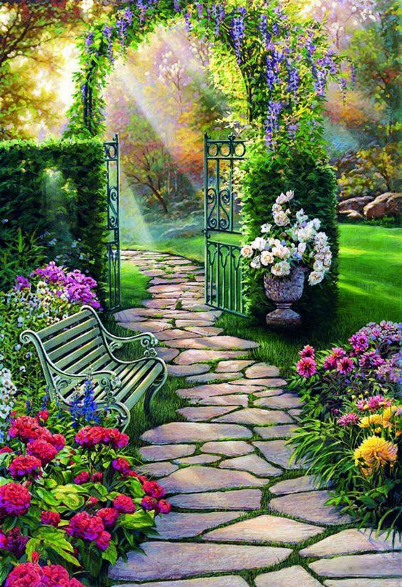 Tranh tường cực đẹp