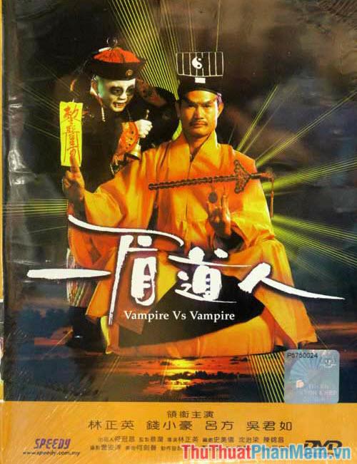 Vampire vs Vampire – Cương Thi Đấu Ma Cà Rồng (1989)