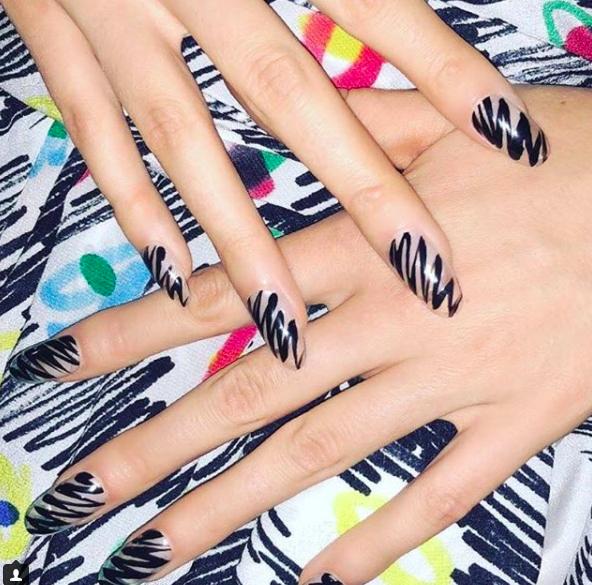 Các mẫu nail đẹp nhất