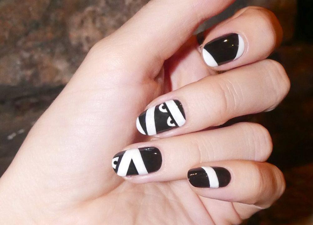 Các mẫu nail đẹp