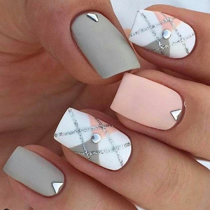 Hình mẫu nail đẹp