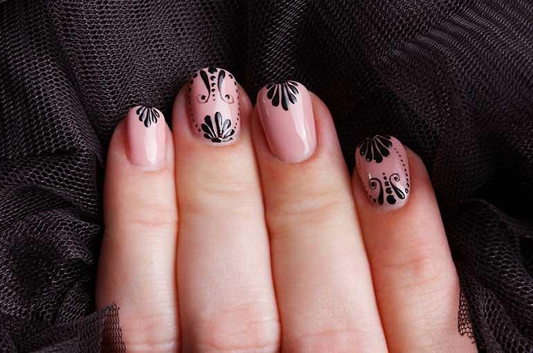 Mẫu nail đẹp, ấn tượng nhất