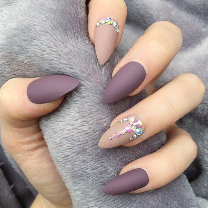 Mẫu nail đẹp nhẹ nhàng