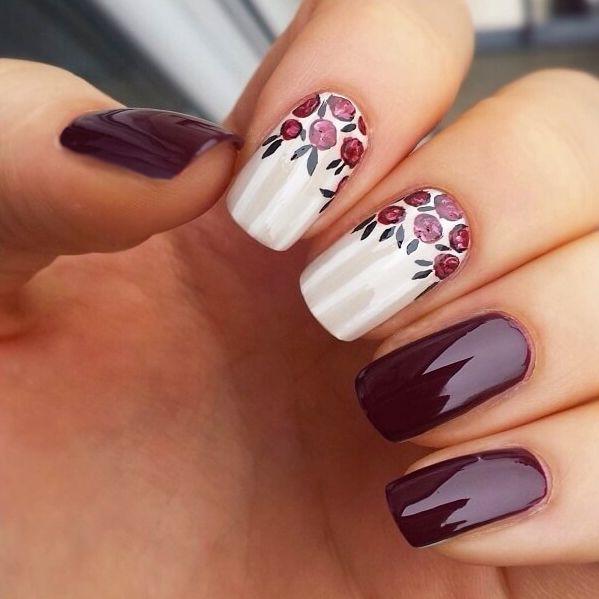 Mẫu nail đơn giản cực đẹp