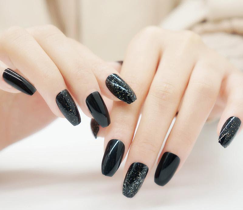 Mẫu nail đơn giản đẹp