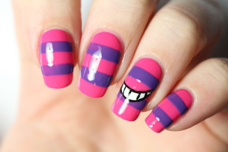 Mẫu nail hai màu đẹp nhất