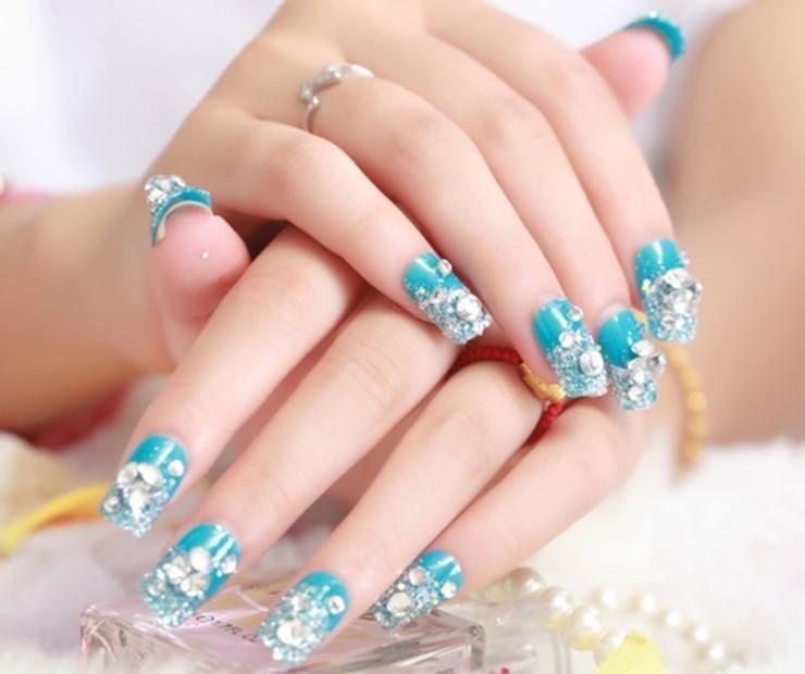 Mẫu nail sáng tạo cực đẹp