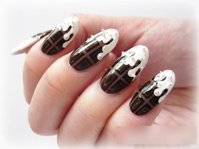 Mẫu nail sáng tạo nhất