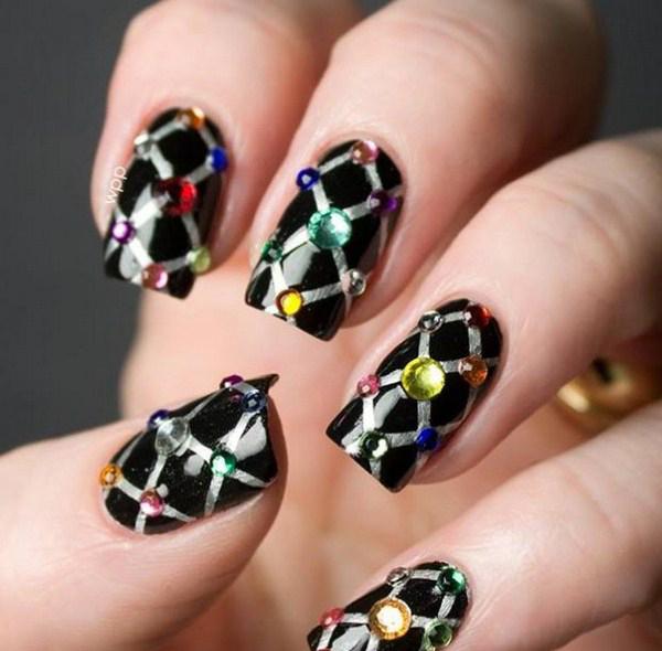 Mẫu nail thiết kế độc đáo