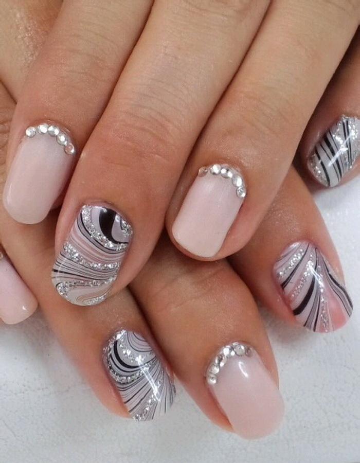 Mẫu nail xinh