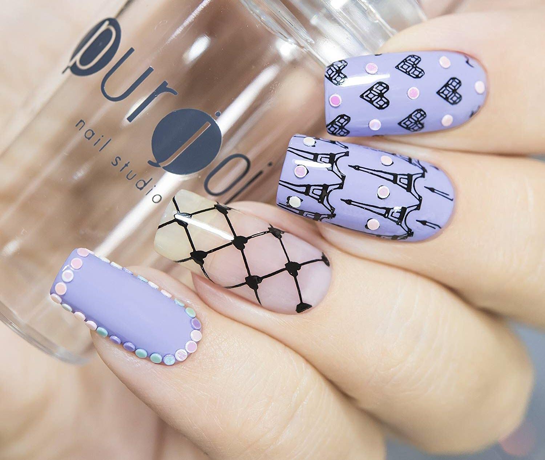 Những mẫu nail đẹp nhất hiện nay