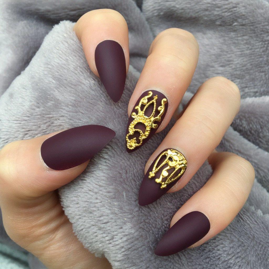 Những mẫu nail đẹp nhất