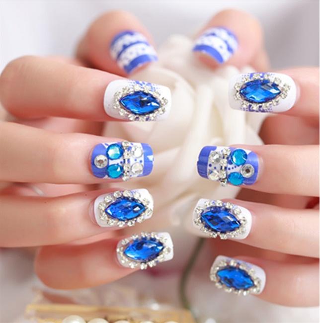 Tổng hợp mẫu nail đẹp