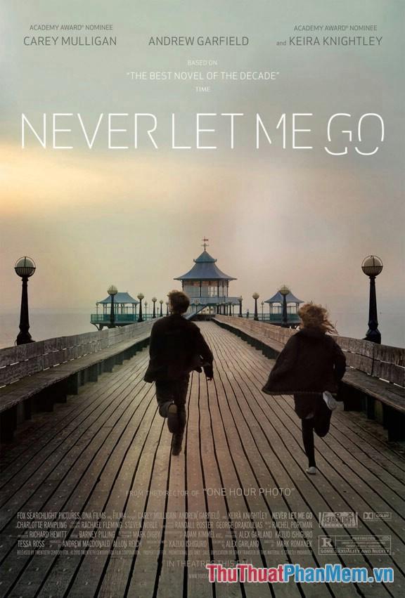 Never let me go – Mãi mãi đừng xa xôi